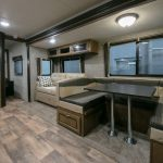 Amazing RV with Bunk Beds Plan