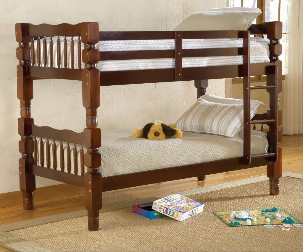 Awesome Cherry Bunk Beds