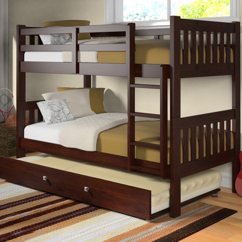 Best Twin Bunk Beds With Trundle