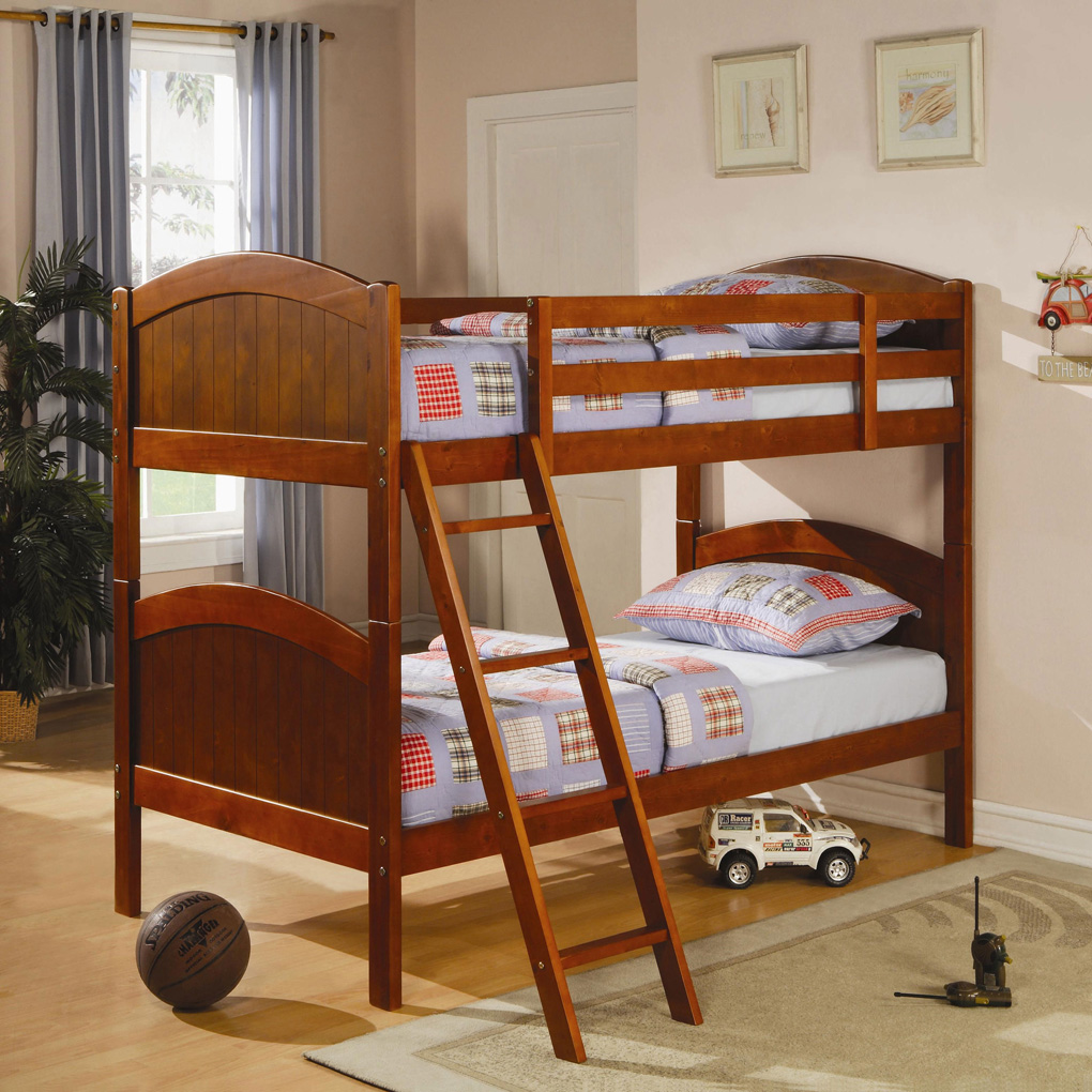 Boy Bunk Beds Twin Over Twin