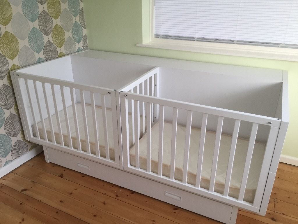 Image of: Bunk Bed Cots Double