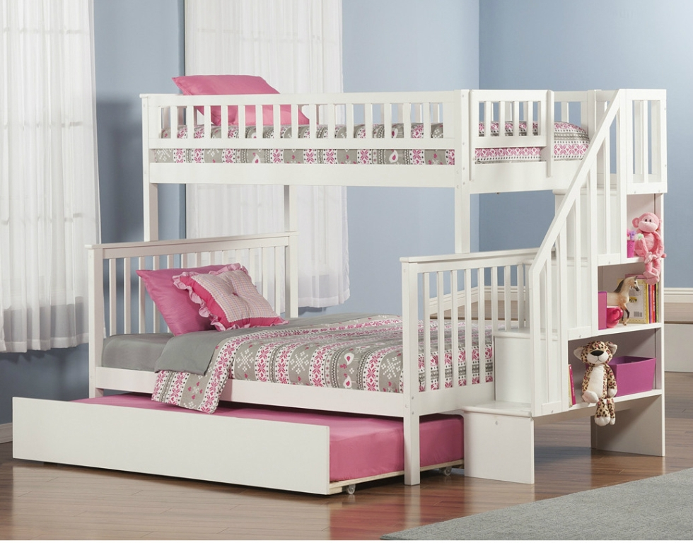 Image of: Bunk Bed Cots Ideas