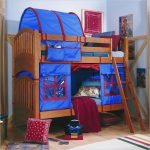 Bunk Bed Tent Ladder