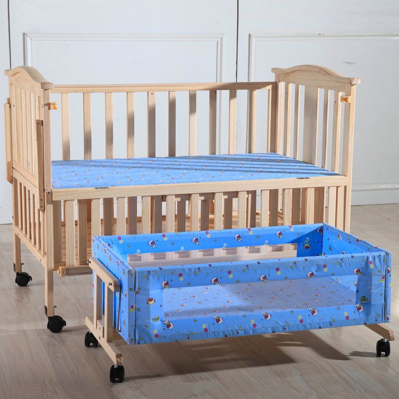Bunk Bed With Crib Underneath Style