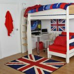 Bunk Bed With Desk For Adults Design