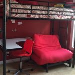 Bunk Bed With Desk For Adults Simple