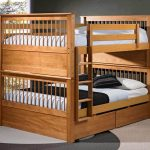 Bunk Bed with Full Size Bed on Bottom Ideas