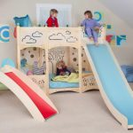 Bunk-Bed-with-Slide-and-Rope