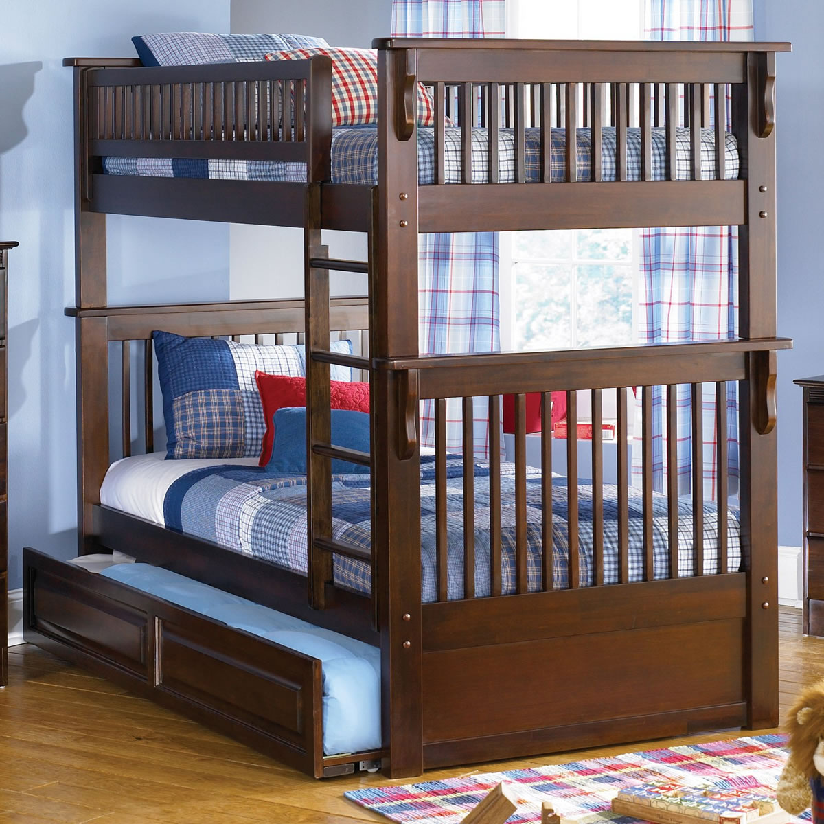 Bunk Beds Twin Over Twin Design
