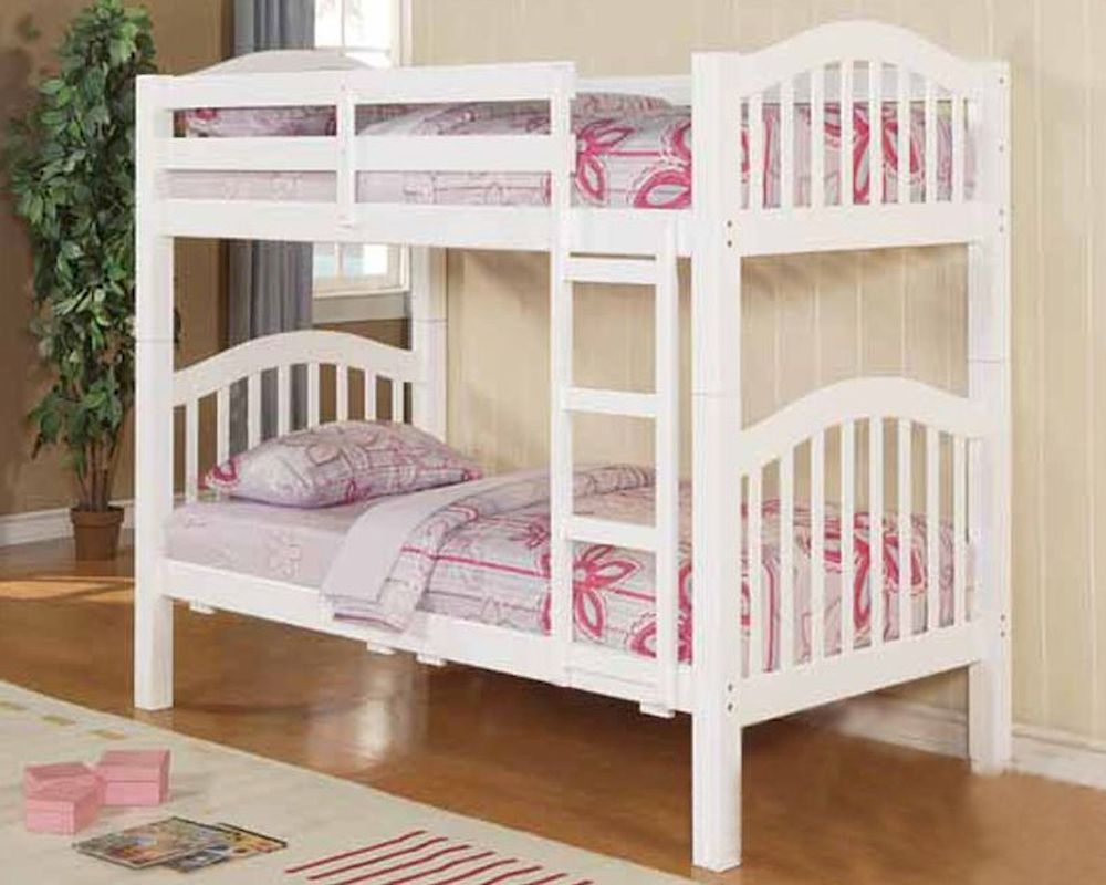 Bunk Beds Twin Over Twin Furniture