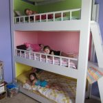 Bunk Beds for Toddlers 3 Storey