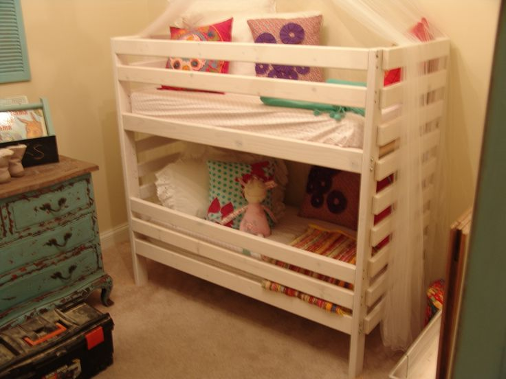 Bunk Beds for Toddlers Wood