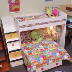 Bunk Beds With Steps Nice