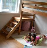 Bunk Beds With Steps Plan