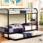 Bunk Beds with Trundle Bed Frame
