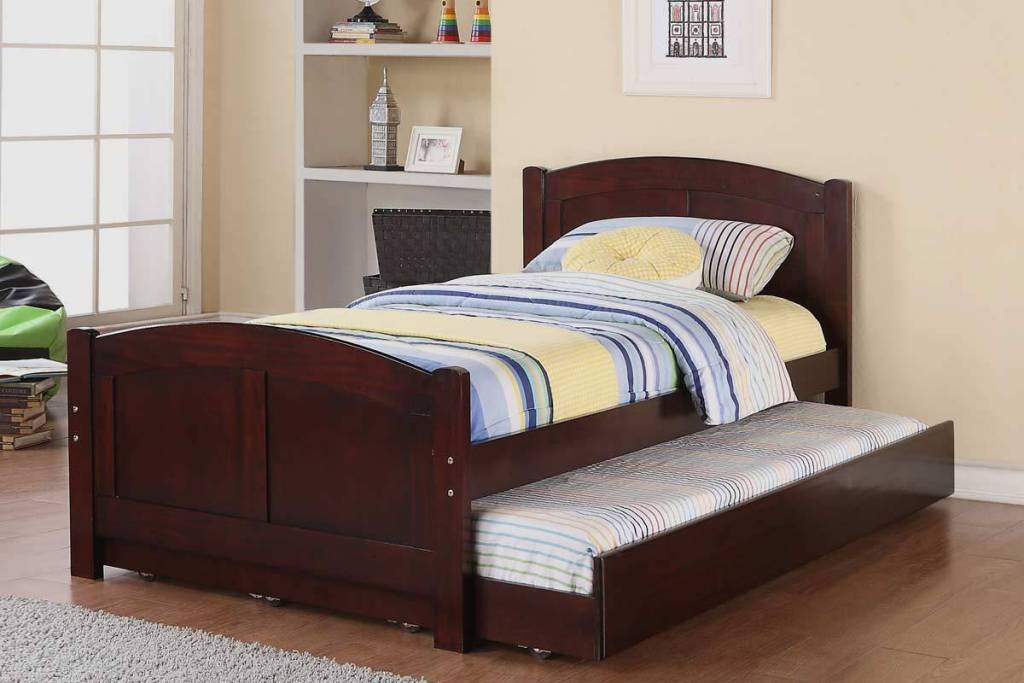 Bunk Beds With Trundle Bed With Storage