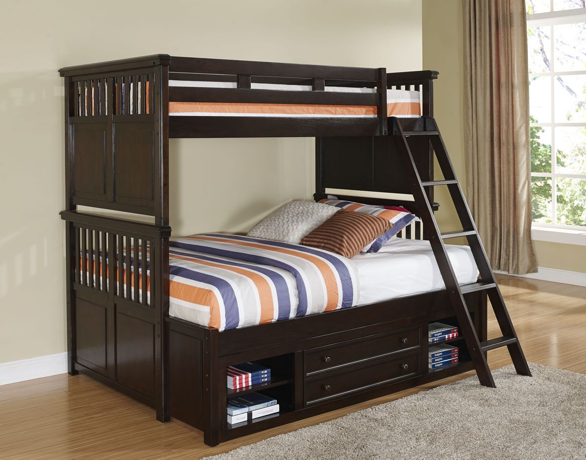 Canyon Furniture Bunk Bed Color
