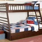 Cherry Bunk Beds For Boys