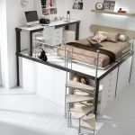 Contemporary Bunk Beds For Teens