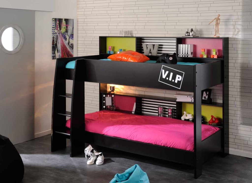 Cool Bunk Beds for Teenage Girls Collection