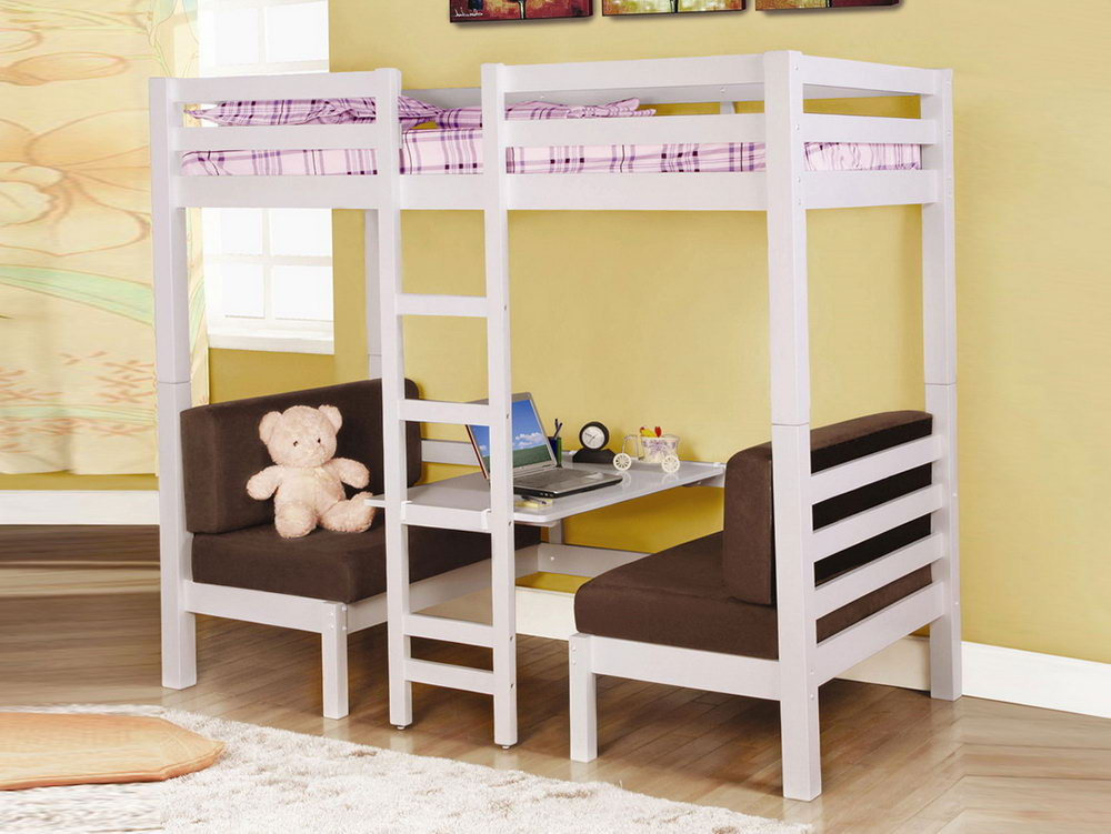 Couch That Converts To Bunk Bed Child