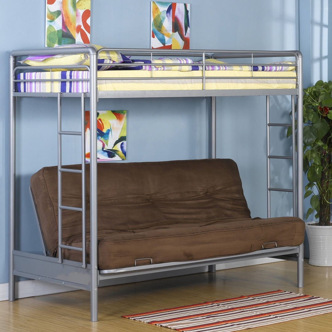 Couch That Converts To Bunk Bed Indoor