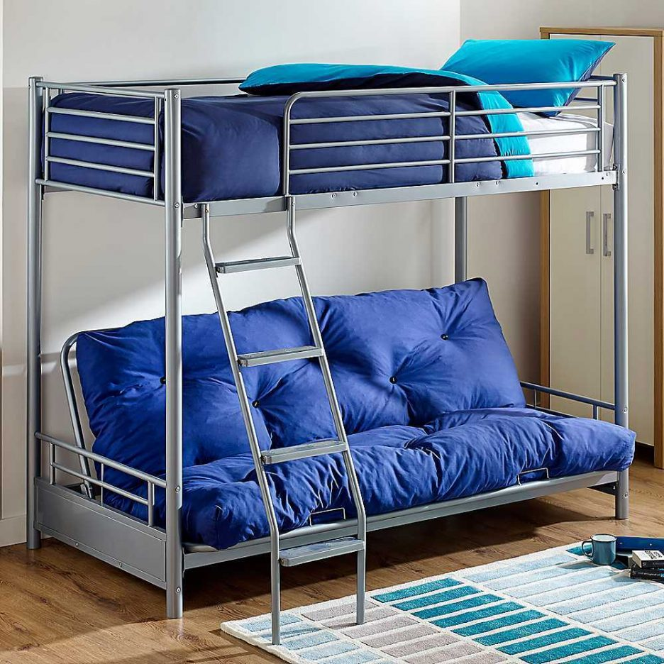 Couch That Converts To Bunk Bed Ladder