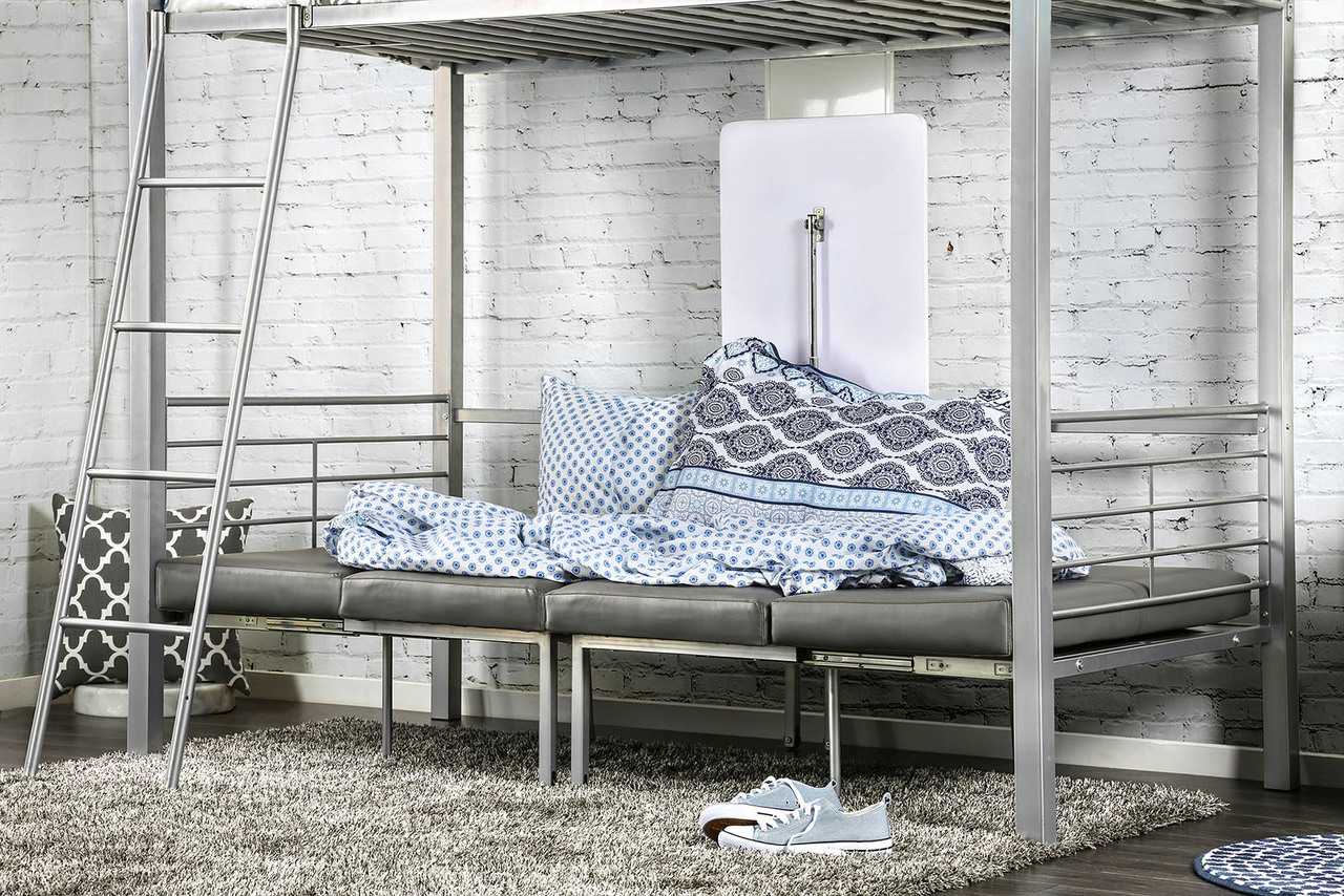 Couch That Converts To Bunk Bed Large