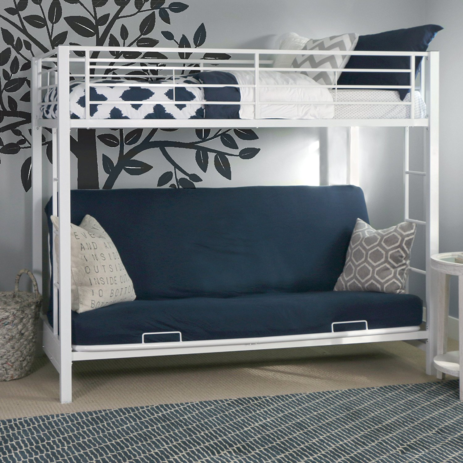 Cozy Couch That Converts To Bunk Bed