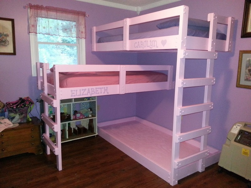 How To Make Bunk Beds Ideas