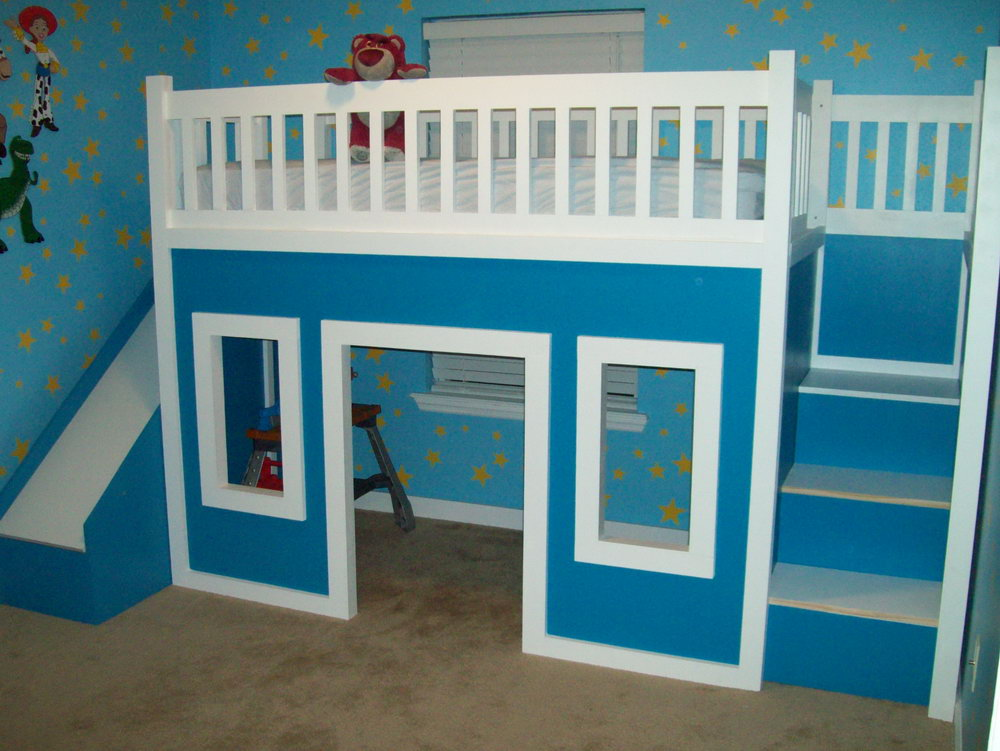 How to Make Bunk Beds Young