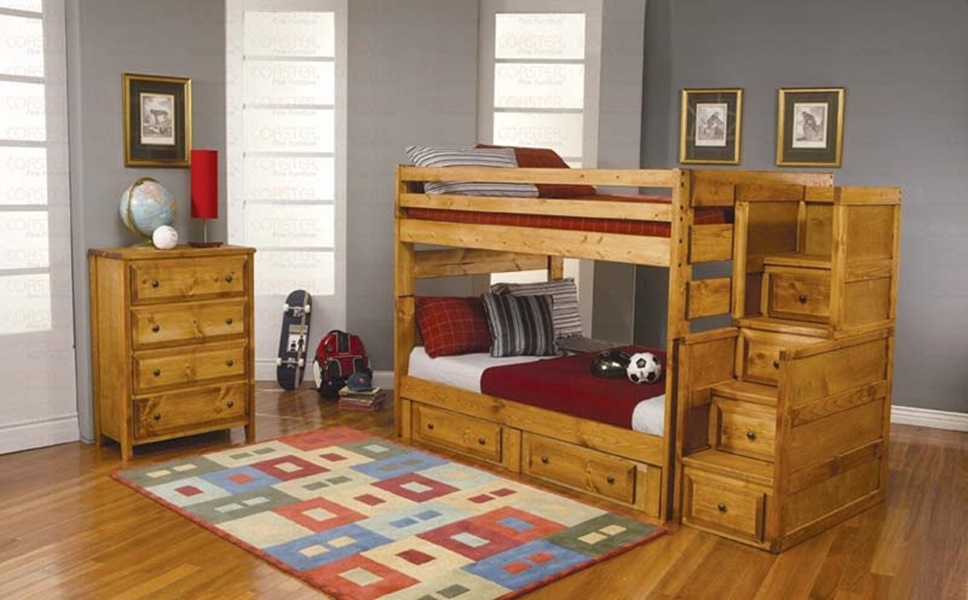 Image of: Images Durango Bunk Bed