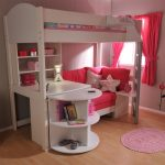 Kids Bunk Beds with Desk Cool