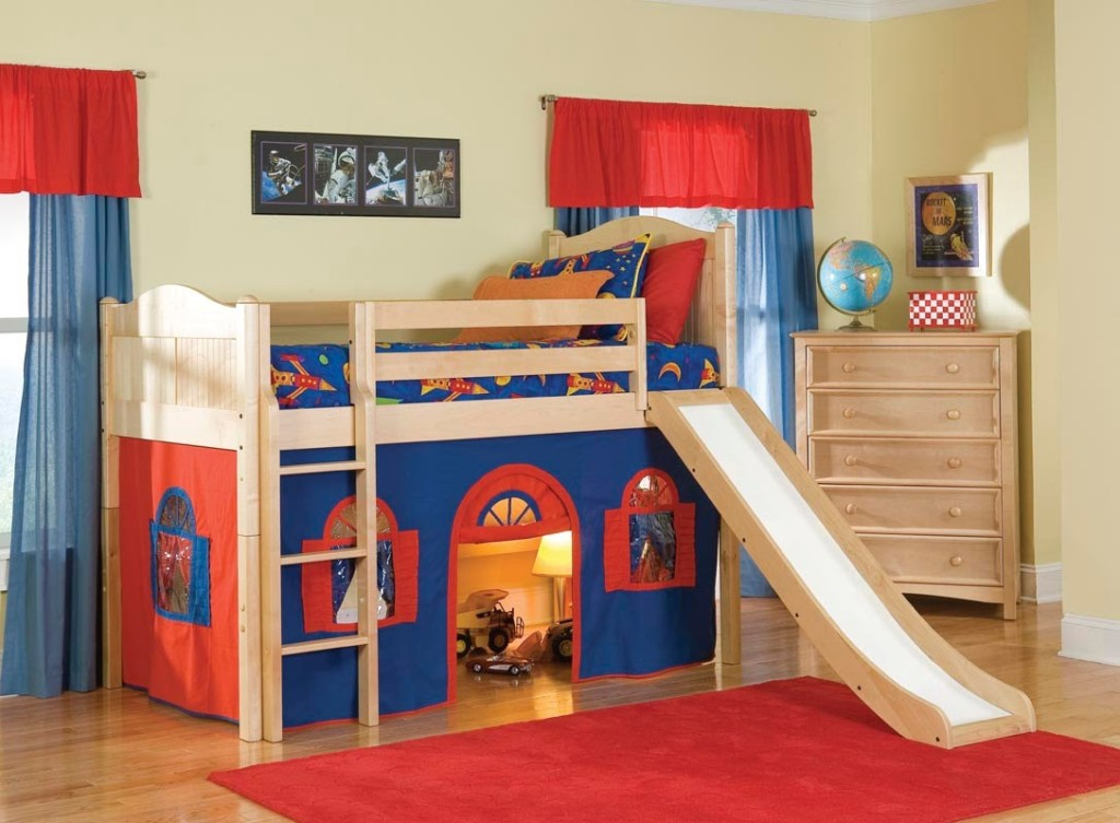 Low Ceiling Bunk Beds For Sale