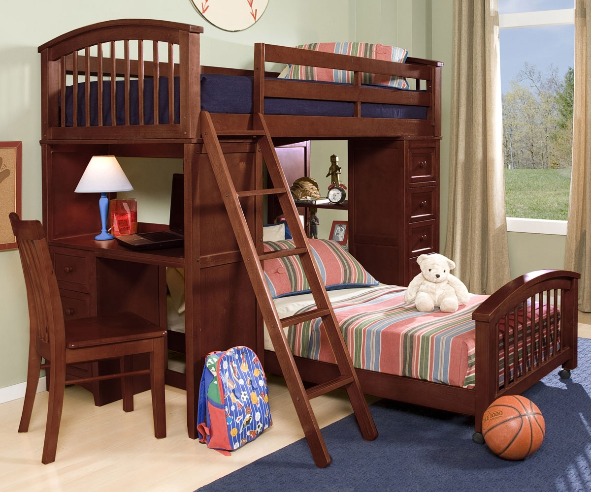 Pictures Cherry Bunk Beds