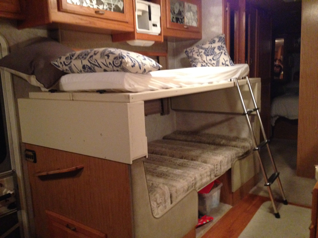 RV with Bunk Beds Ideas