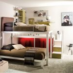 Simple Teenager Bunk Beds