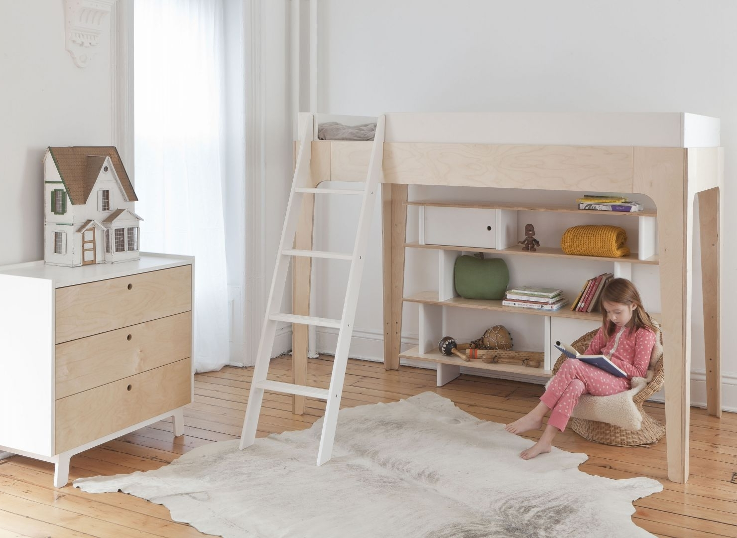 Smart Oeuf Bunk Bed