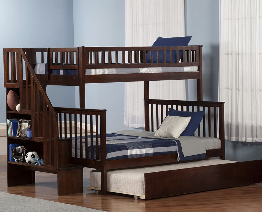 Stylish Double Bunk Bed
