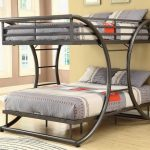 Stylish Queen Size Bunk Beds