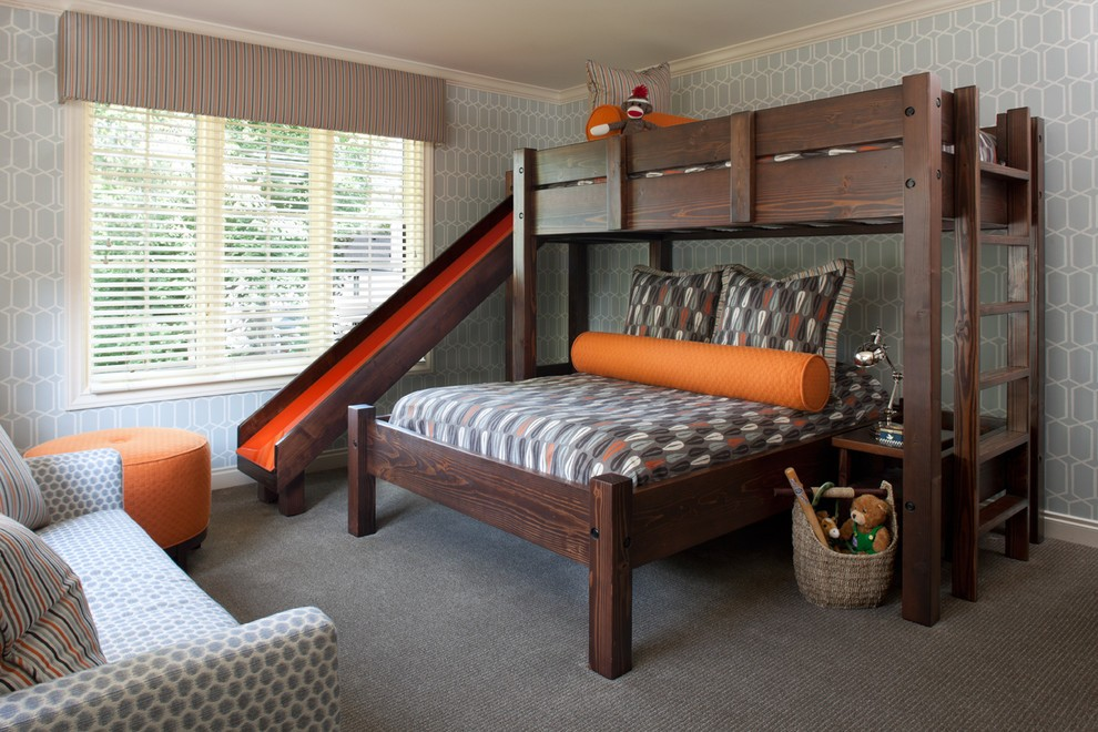 The Twin Over Queen Bunk Bed