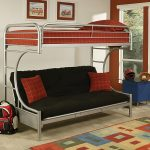 Twin Bunk Beds with Futon