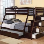 Twin Bunk Beds with Trundle Ideas