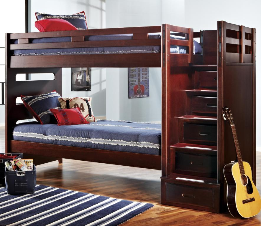 Twin Canyon Furniture Bunk Bed