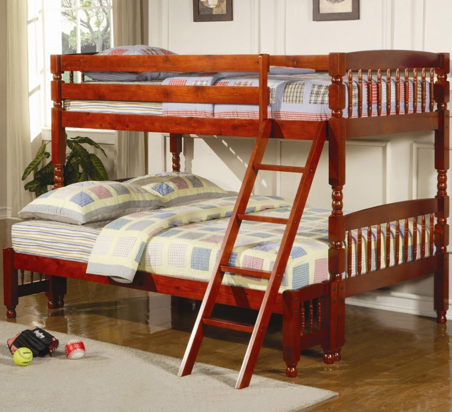 Wood Bobs Furniture Bunk Beds