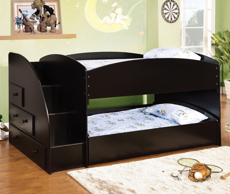 Youth Low Profile Bunk Beds