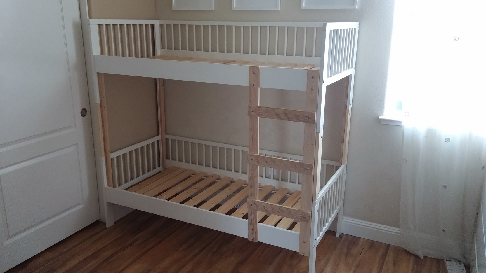 Wooden Bunk Bed Replacement Parts