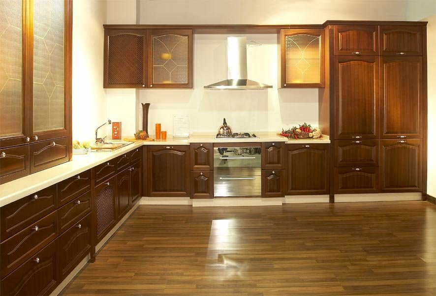 Image of: Allwood Kitchen Cabinet Wood Kitchen Cabinets Ideas for Princess Bedding Set Full