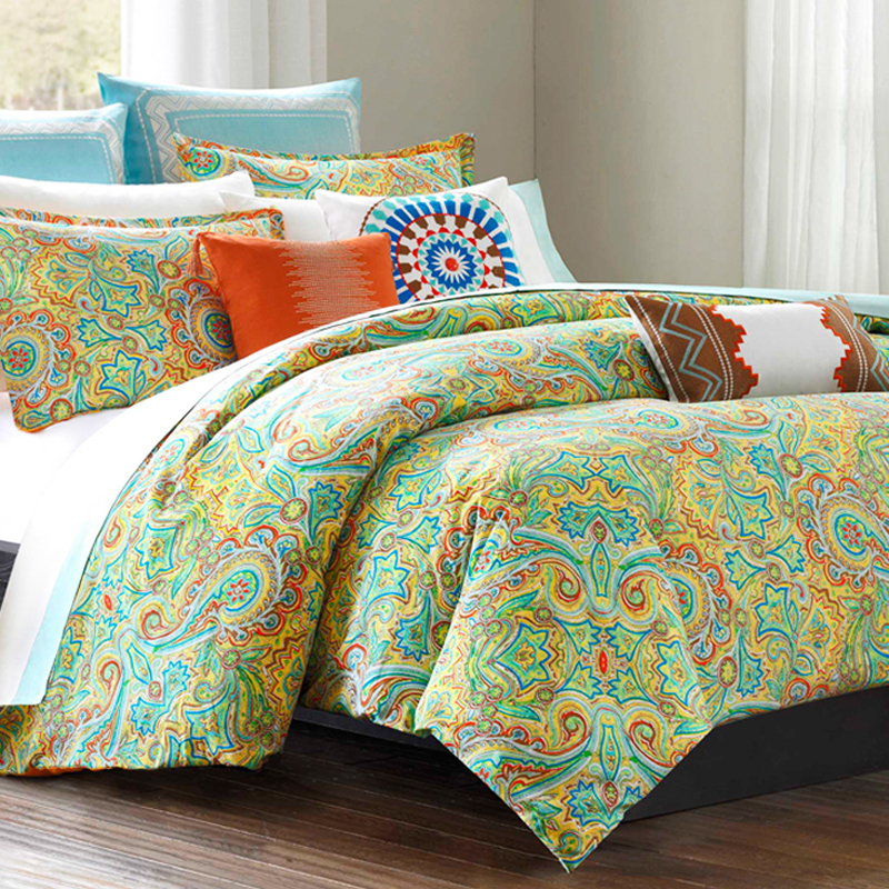 Image of: Bed Pattern Twin