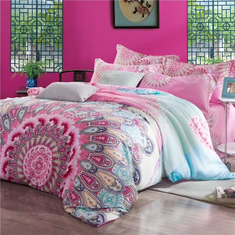 Image of: Boho Boutique Comforters